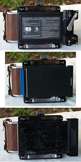 Polaroid 95B/110A 4x5 Graflok Conversion | by Option8
