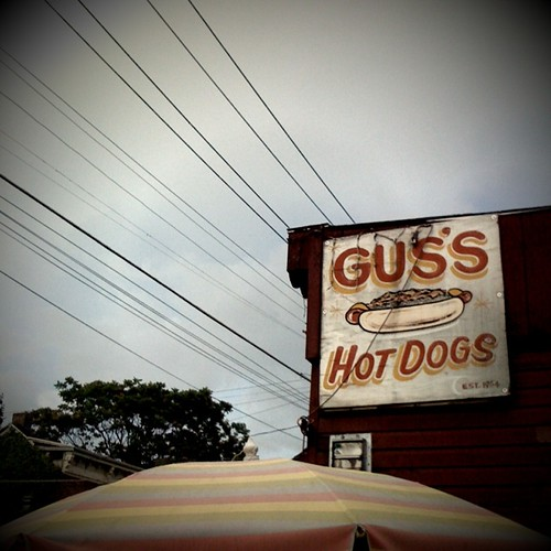 Gus Hot Dogs Hueytown Menu