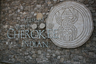 Museum of the Cherokee Indian in Cherokee, NC | by Gene Bowker