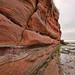 Triassic otter sandstone,