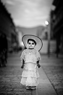 "The little ""Catrina"" 