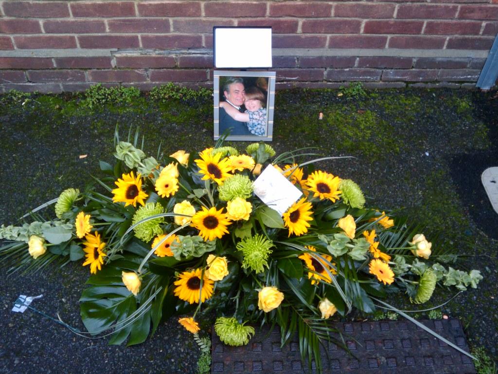 Funeral Flowers For My Mum Steve Berry Flickr