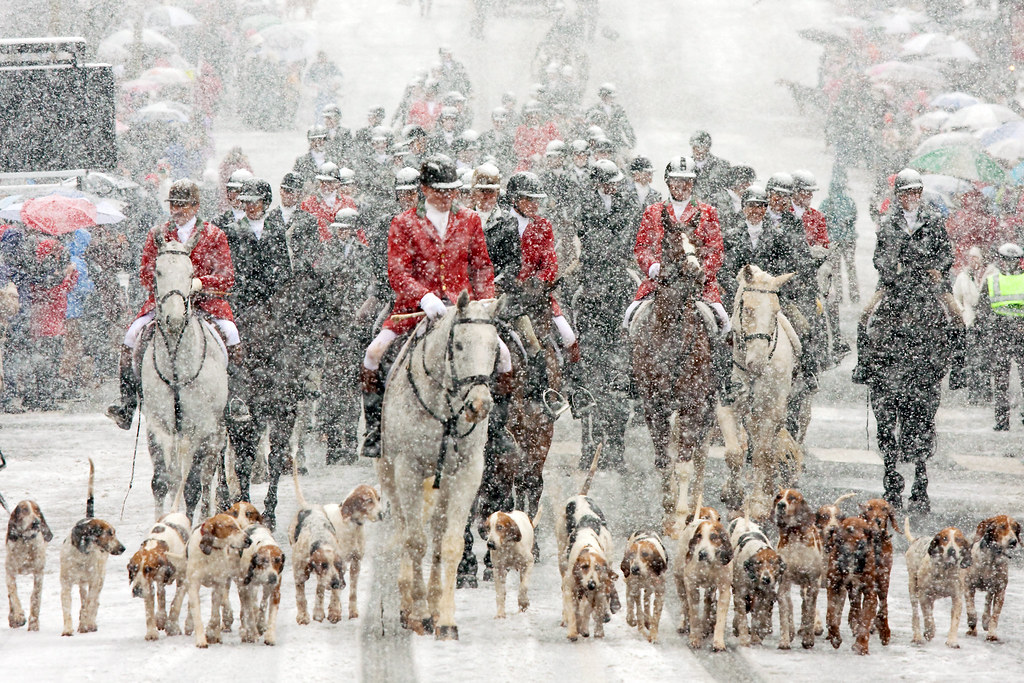 Middleburg Hunt Christmas Parade 2009 | Amanda N. | Flickr