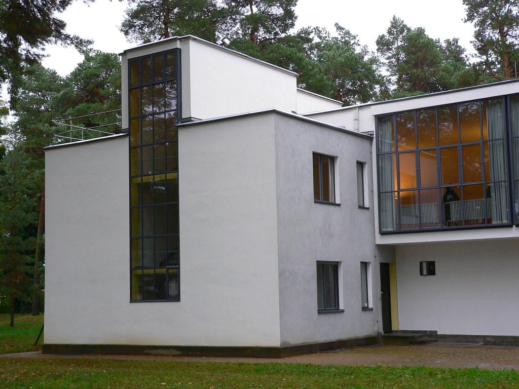 bauhaus masters houses house kandinsky klee steve. Black Bedroom Furniture Sets. Home Design Ideas
