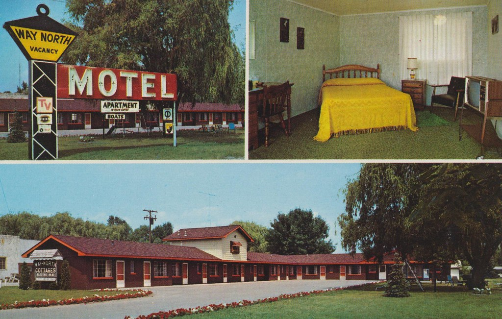 Way North Motel - Houghton Lake, Michigan