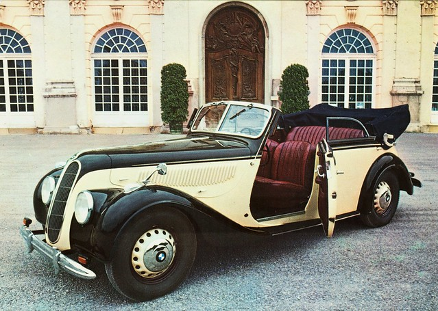 1939 BMW 335 Cabriolet | Alden Jewell | Flickr