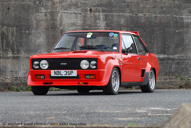 Fiat 131 Abarth Auto Italia 3 Flickr Photo Sharing