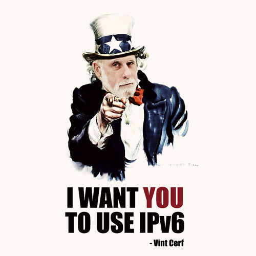 I Want You To Use IPv6 | by blacknight