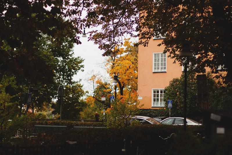 stockholm october -16