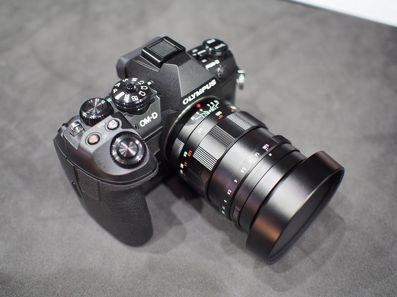 COSINA 25mm F0.95