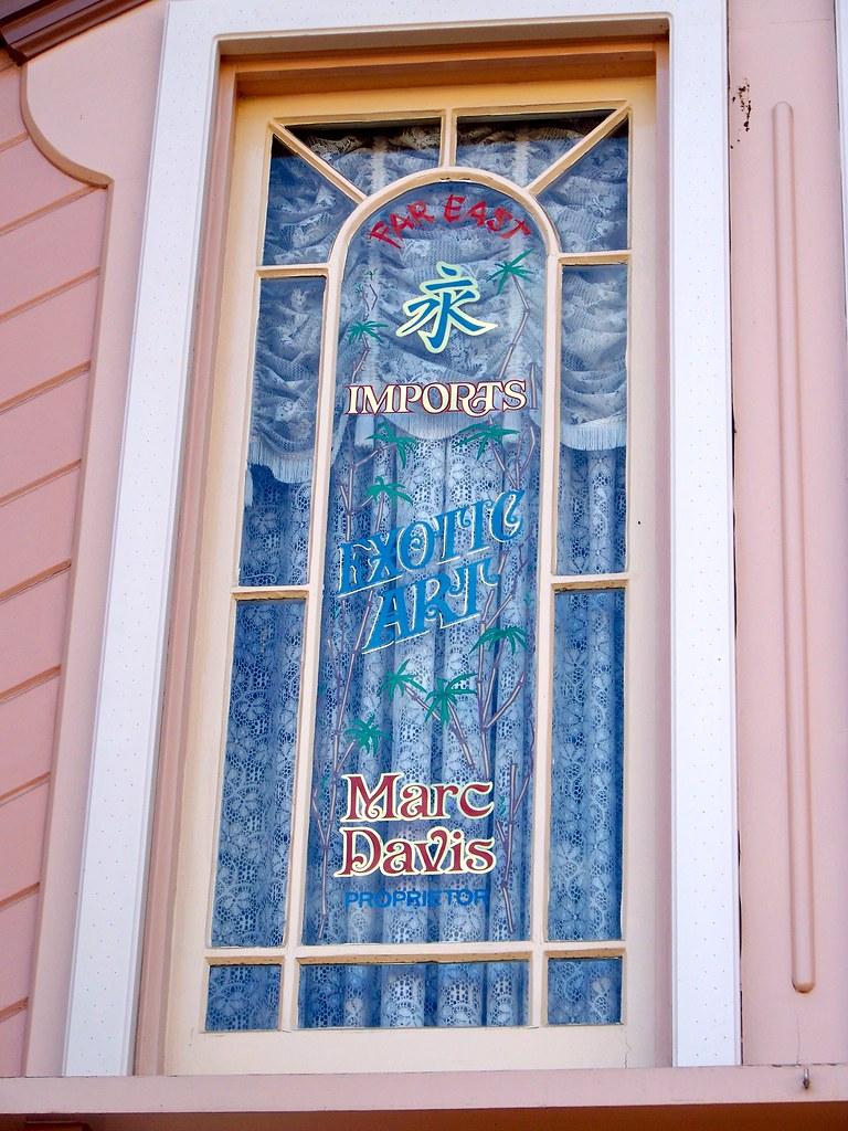 ... Marc Davisu0027 Window Atop Disneyana | By Castles, Capes U0026 Clones