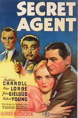 """Secret Agent"", 1936 