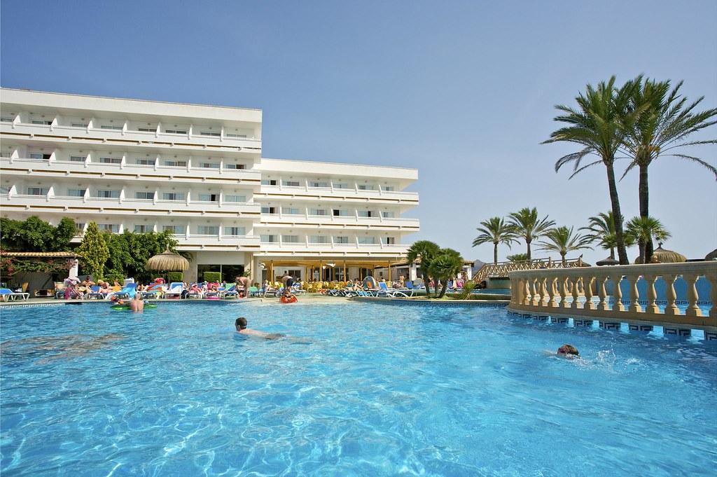 Hotel Bahia De Alcudia Mallorca
