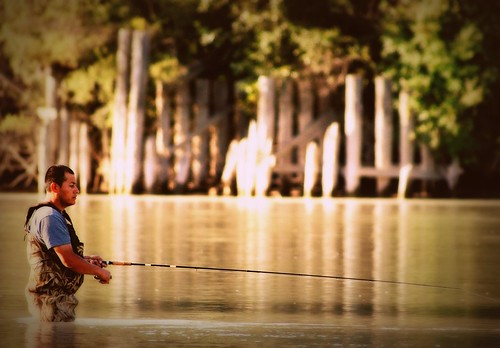 river fishing | by Dylan Luder