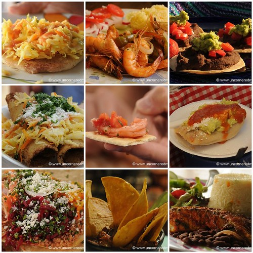 Best of central american food a mosaic from pupusas to - Modern american cuisine ...