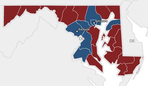 21 popular Maryland Electoral Map bnhspinecom