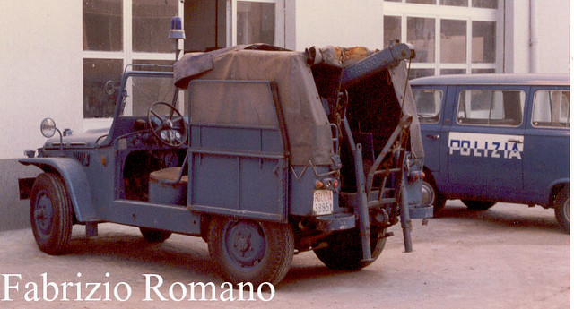 Italia polizia di stato fiat ar59 campagnola carro recup for Polizia di stato roma permesso di soggiorno