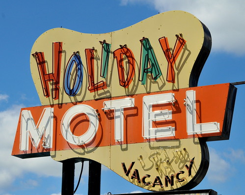 Holiday Motel, Obverse | by Dan Knauss