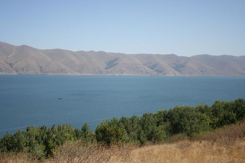 Lago Sevan, Armenia