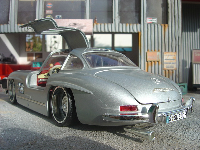 Mercedes Benz 300 Sl Gullwing 2 Mercedes Benz 300 Sl