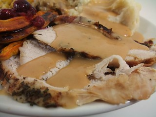 Butter Basted Turkey Breast | by swampkitty