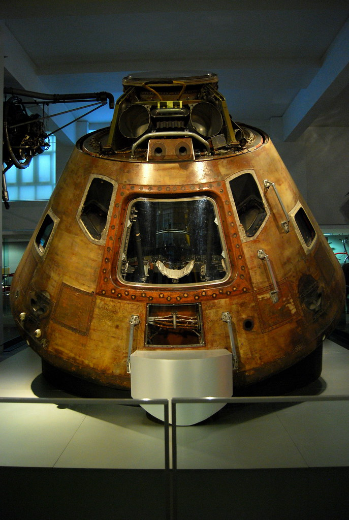 Apollo Capsule 10 - 'Charlie Brown'