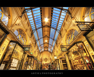 The Royal Arcade, Melbourne :: HDR | by :: Artie | Photography :: Travel ~ Oct