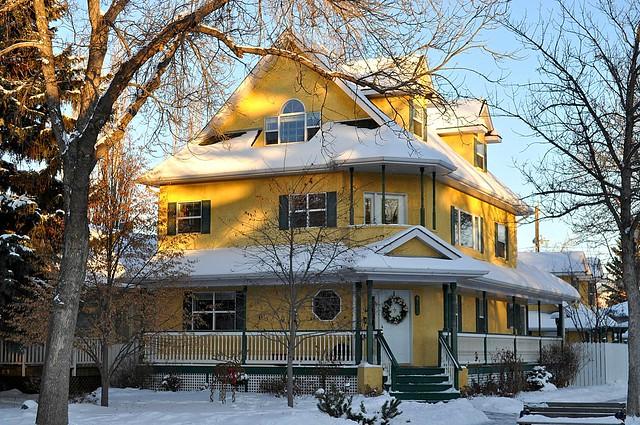 A Warm Greenwood Wood Boiler Home