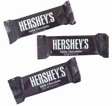 Hershey Bars, Milk Chocolate Snack Size | 533201 12/10.78oz … | Flickr