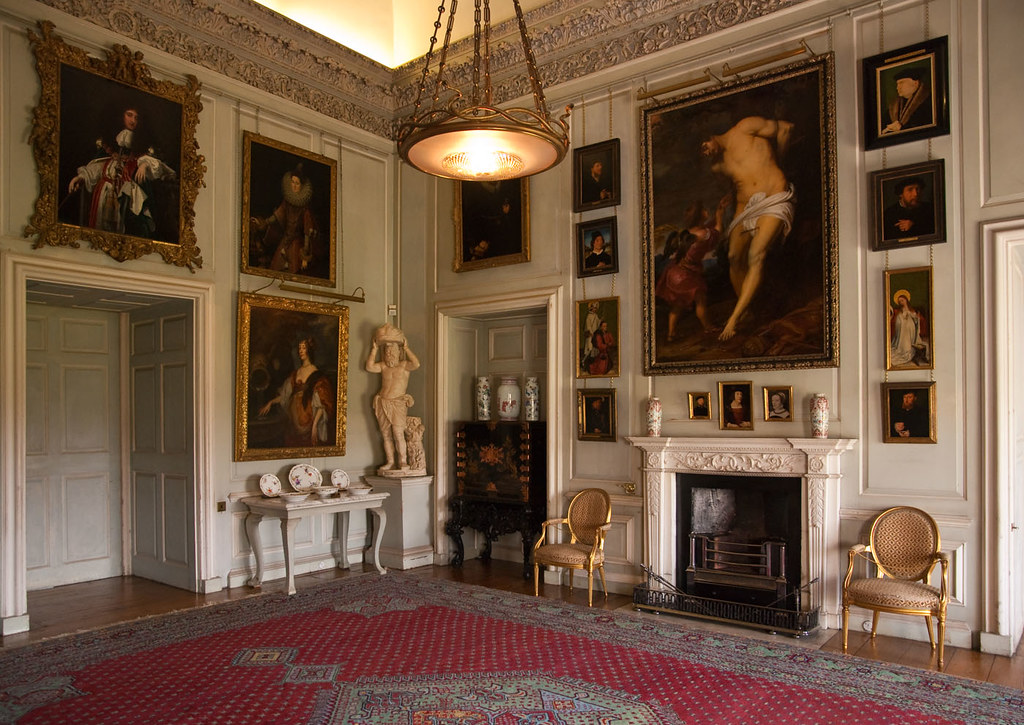 Little dining room petworth house 37 the little dining flickr - House interior images ...