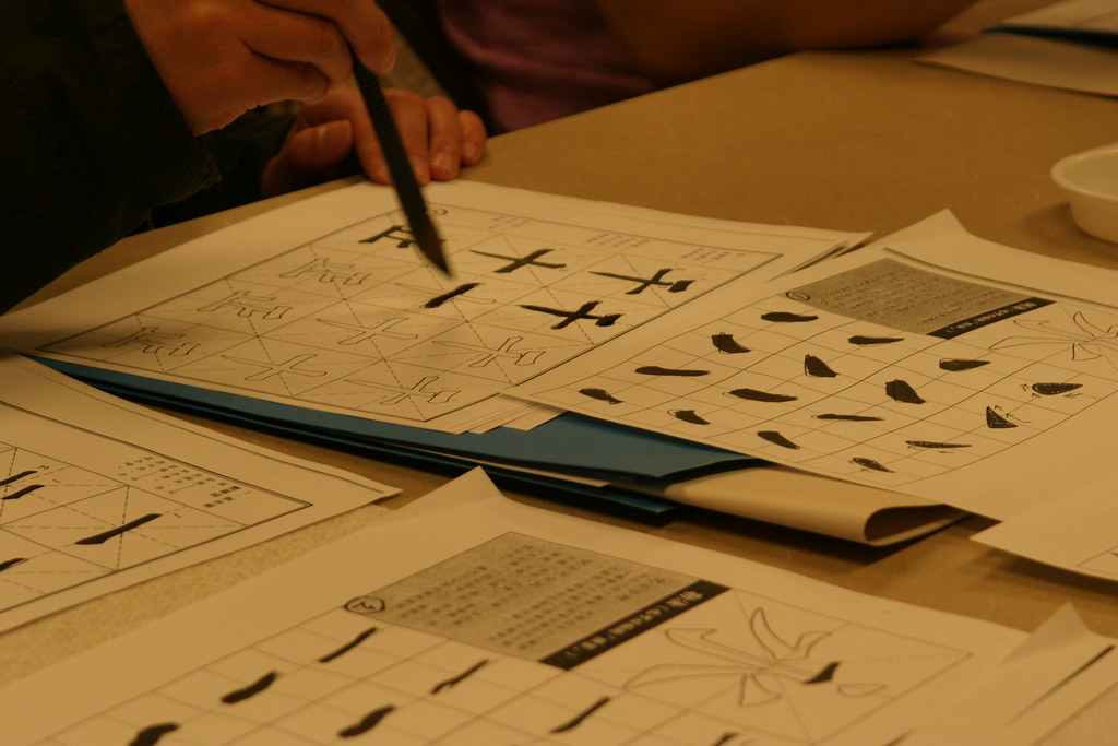 Calligraphy workshop March, 2011   Calligraphy workshops thr