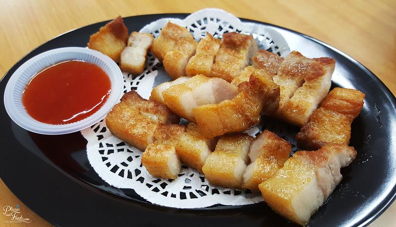 101 sabah pork noodle salted pork