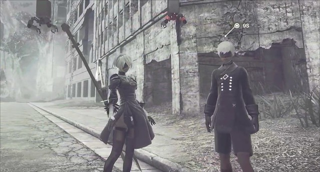 Nier Automata - Goth