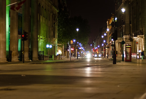 London Streets at Night Pictures London Streets Night | by