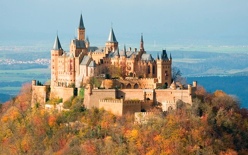 Hohenzollern Castle - Stuttgart, Germany | by Trodel