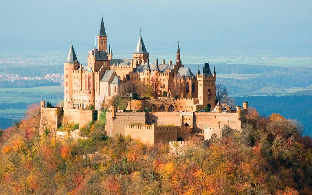 Hohenzollern Castle Stuttgart Germany Hohenzollern Cast Flickr