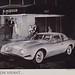 1960s Avanti Car Ad El Morocco