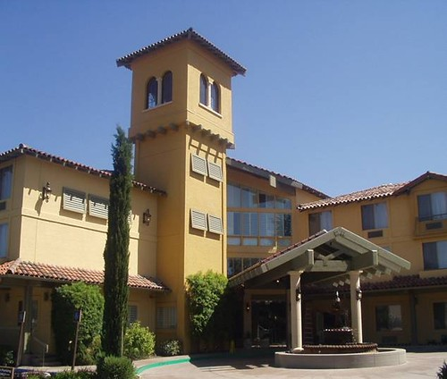 Pruneyard San Jose Hotel