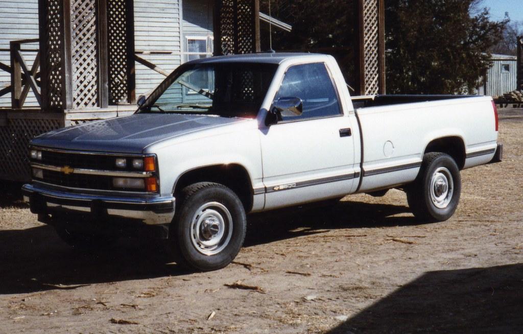 1988 Chevy Silverado 2500 4wd Pickup 1988 Chevy Silverado Flickr
