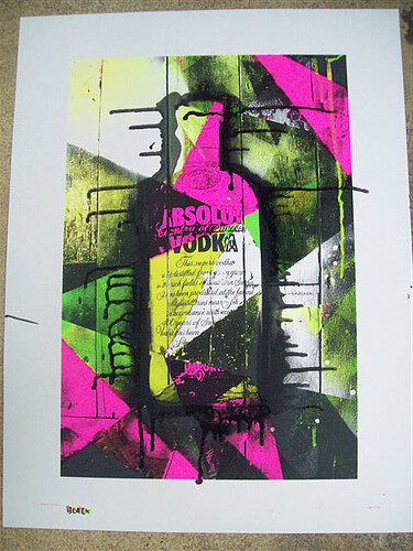 Absolut | Asbestos | by bobeightpop