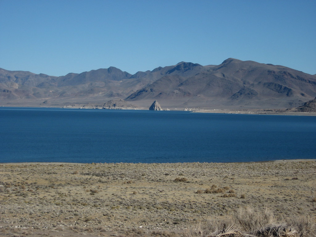 Pyramid Lake, Nevada (17) | Pyramid Lake is the geographic s… | Flickr