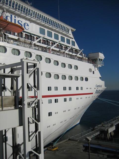 Long Beach Cruise Terminal Schedule
