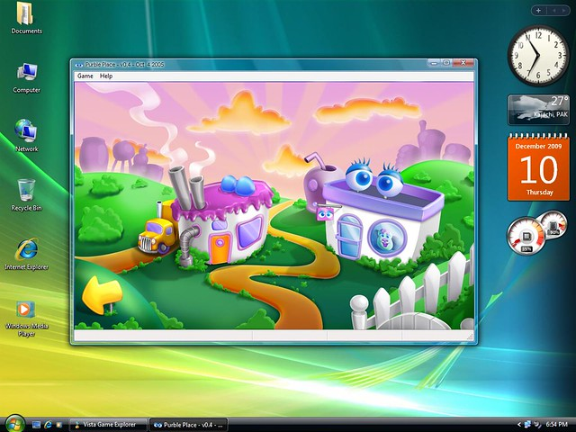 purble place windows xp