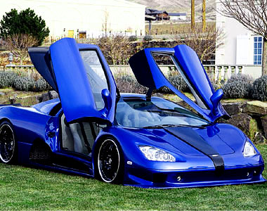 The Fastest Car in the worldThe Shelby Aero  Muscle Car Man