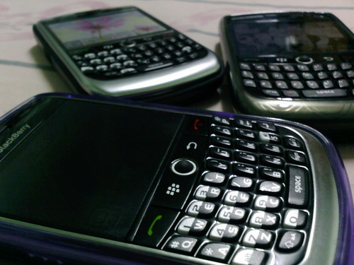 Blackberry Curve 8900 | by Honou