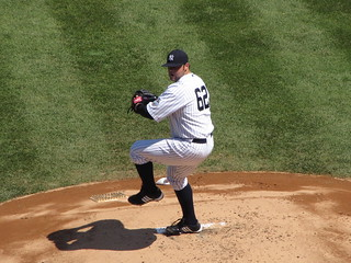 Joba Chamberlain in the wind-up | by Kevin Hutchinson