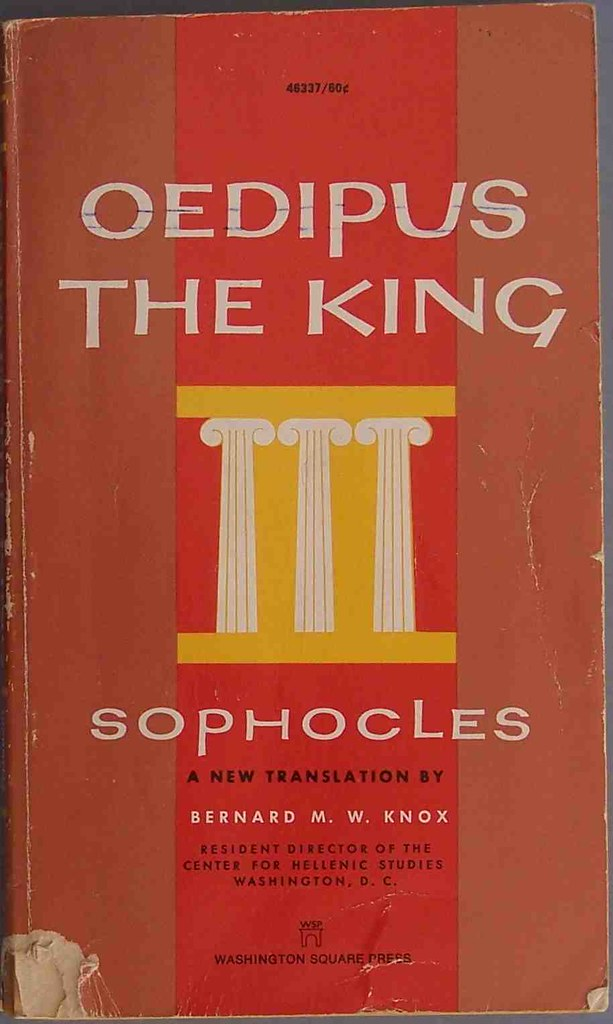 An analysis of oedipus as a tragic hero in oedipus rex a play by sophocles