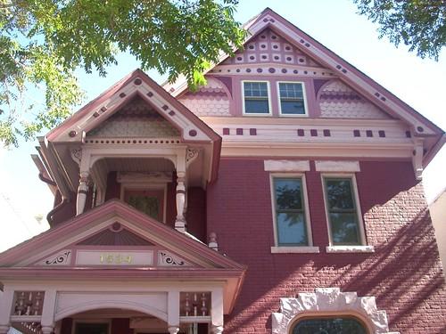 pink house, Denver