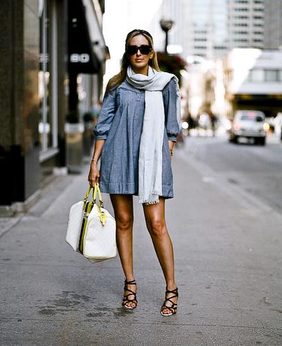 Gucci Bag Toronto Street Fashion Yorkville Toronto