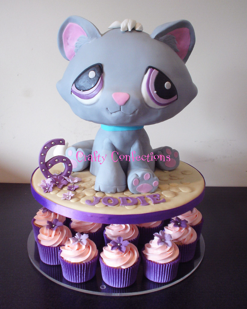 Pet Shop Cake Pan